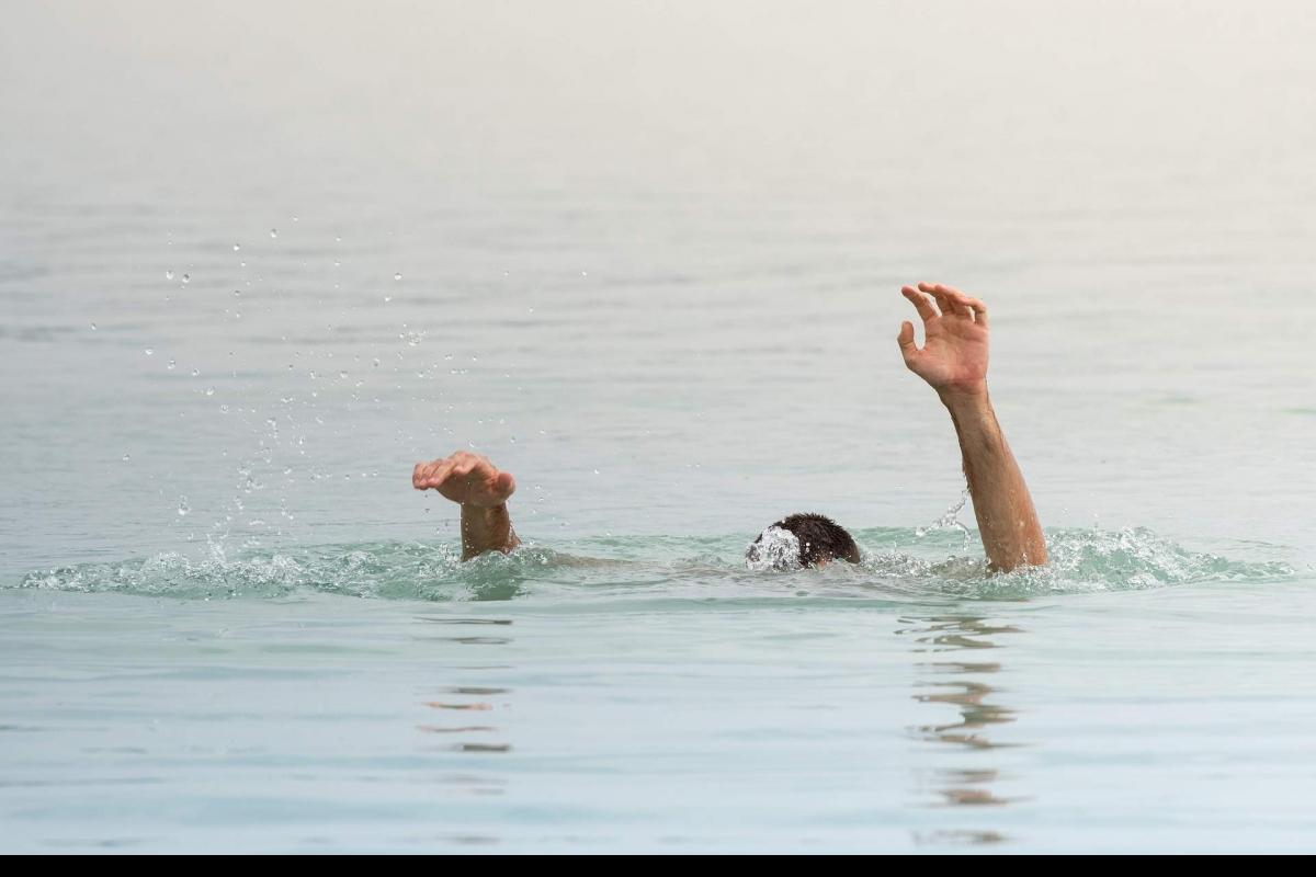 حیدرآباد میں وارنسی کے 2 ڈاکٹرس تالاب میں غرق۔ خودکشی یا حادثہ؟