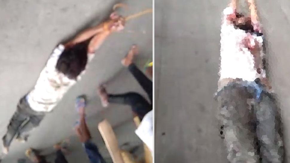 بنگلور: بچہ چور سمجھ کر بھیڑ نے نوجوان کو پیٹ پیٹ کر مارڈالا