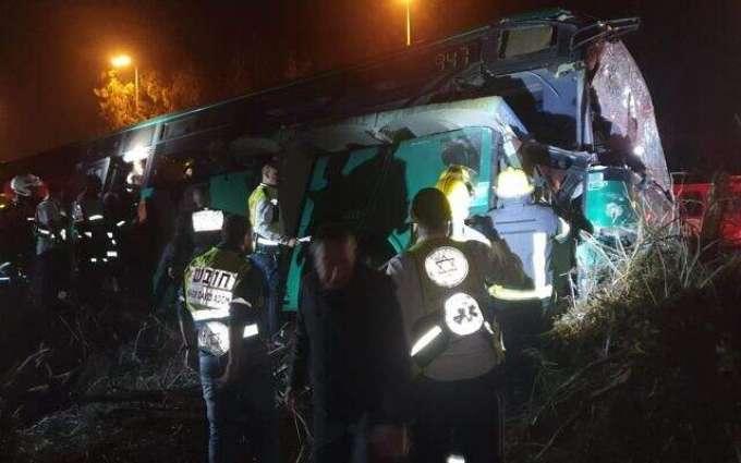 ایران میں بس پلٹنےسے 10ہلاک ،18زخمی