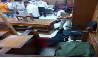 روہنی کورٹ میں فائرنگ میں تین ہلاک