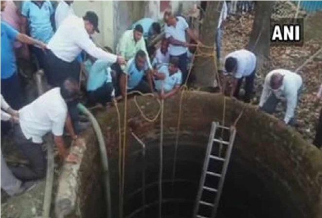 مہاراشٹر: کنویں کی صفائی کے دوران ایک مزدور سمیت پانچ افراد ہلاک