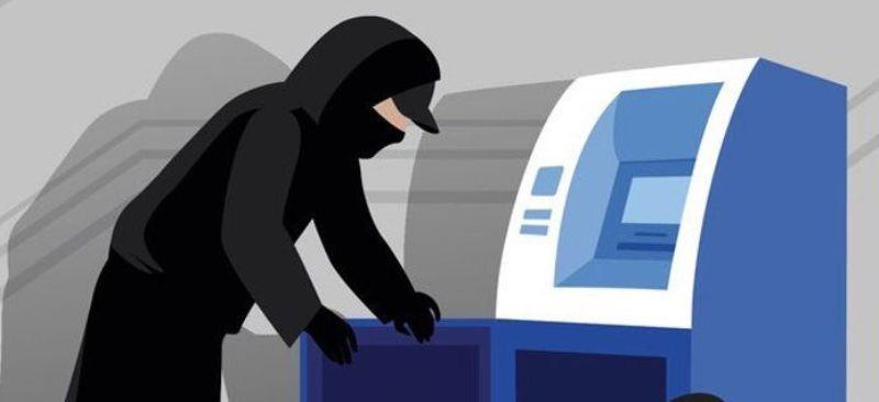 تلنگانہ کے سوریہ پیٹ ضلع میں اے ٹی ایم میں چوری کی ناکام کوشش