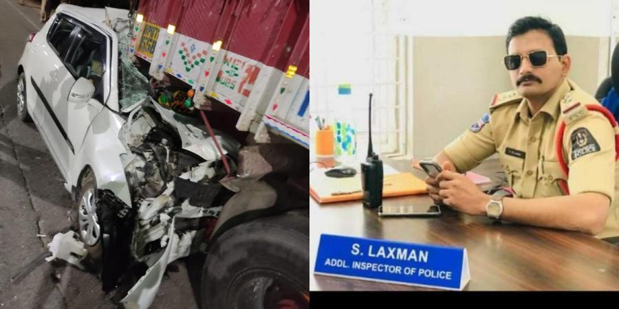 تلنگانہ:سڑک حادثہ میں انسپکٹر اور بیوی ہلاک