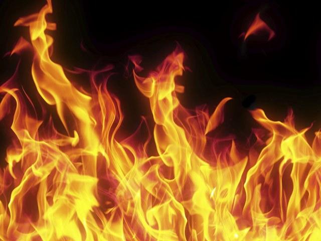 ممبئی کے بھنڈی بازار علاقہ میں آتشزدگی ،کوئی جانی نقصان نہیں