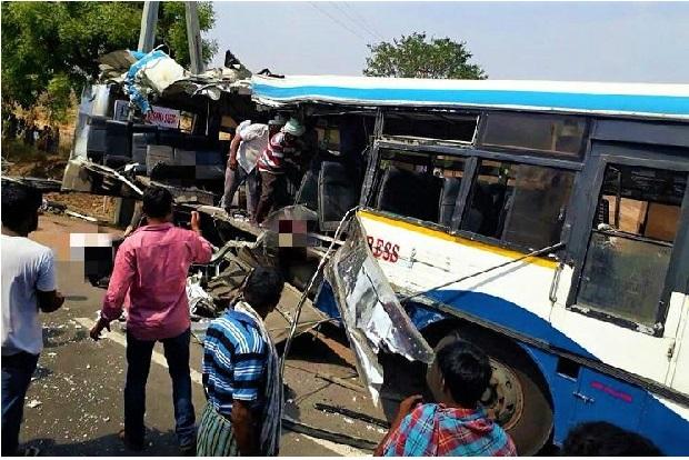 سڑک حادثے میں سات افراد ہلاک:تلنگانہ