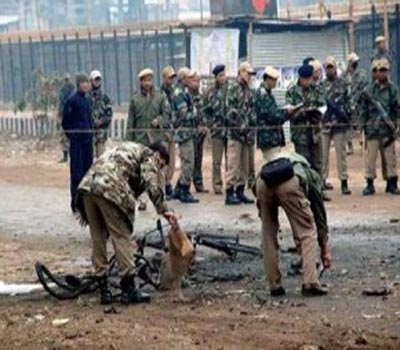 منی پور میں بم دھماکے میں سات زخمی