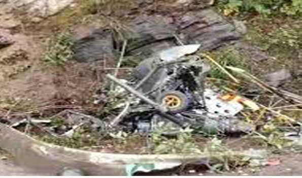 جاپان میں ہیلی کاپٹرحادثے کا شکار ، پائلٹ کی موت
