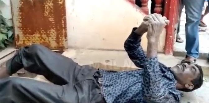 حیدرآباد: اپارٹمنٹ کے واٹرسمپ میں نامعلوم شخص کی لاش پائی گئی