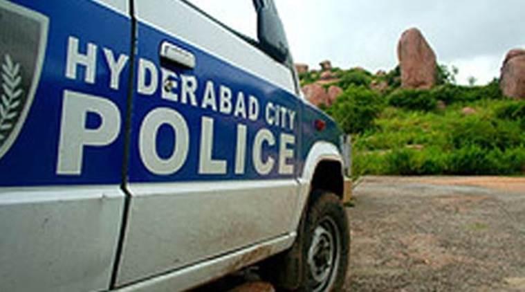 حیدرآباد میں جسم فروشی کے اڈہ پر پولیس کا چھاپہ