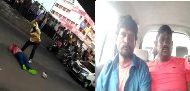 عطا پور میں فلمی انداز میں ایک شخص کا دن دھاڑے قتل