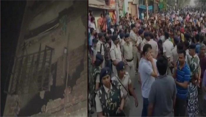 نالندہ میں دھماکہ، پانچ کی موت، 18زخمی