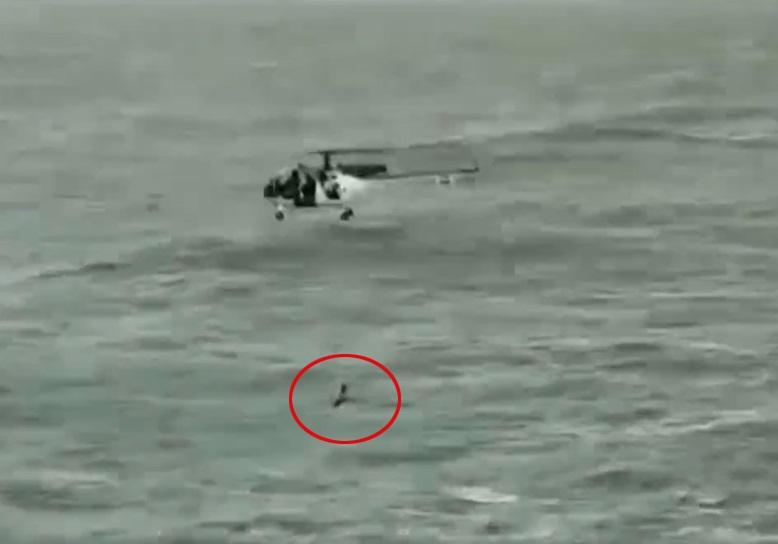 گوا کے سمندر سے نوجوان کو قریب 4 کلو میٹر بہا لے گئی لہریں، کوسٹ گارڈ نے ایسے بچائی جان