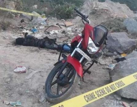 حیدرآباد میں اے سی میکانک کی جلی ہوئی لاش برآمد