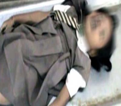 ورنگل میں اسکول کی تیسری منزل سے گرکر لڑکی ہلاک