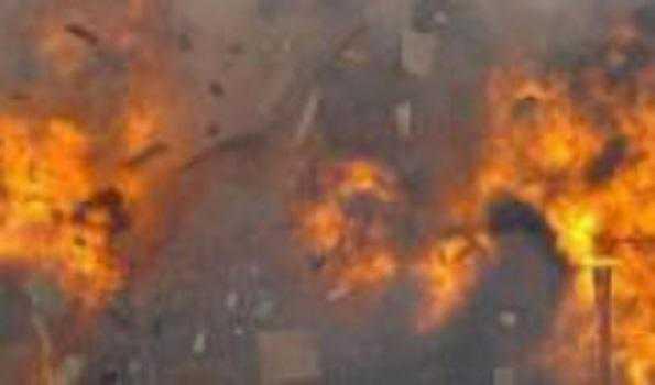 شیو موگا دھماکے میں8 مزدوروں کی موت، متعدد زخمی