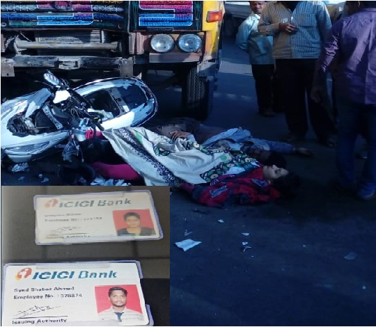 حیدرآباد: لنگر ہاوس میں سڑک حادثہ میں دو کی موت