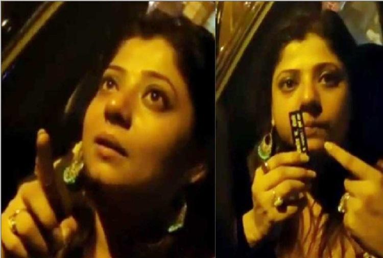 نشے کی حالت میں اس ٹی وی اداکارہ نے 7 گاڑیوں کو ماری ٹکر،پولی سکے کی بدسلوکی