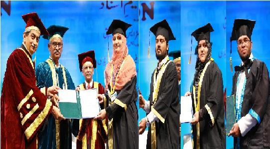 اردو یونیورسٹی تعلیم کے ذریعہ خواتین کو بااختیار بنارہی ہے