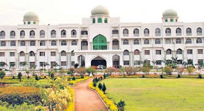 اردو یونیورسٹی کے ایم اے، ایم سی جے، ایم ایس سی، پیرا میڈیکل میں داخلے