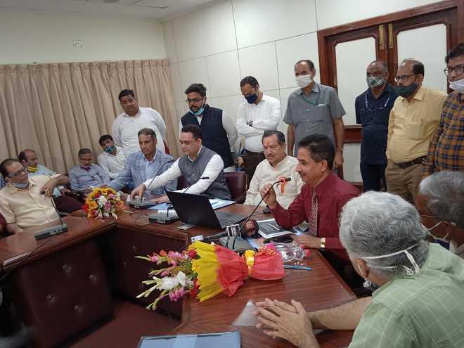 ترقی اور تعلیم کے رول ماڈل تھے ڈاکٹر اے پی جے عبدالکلام۔ اندریش کمار