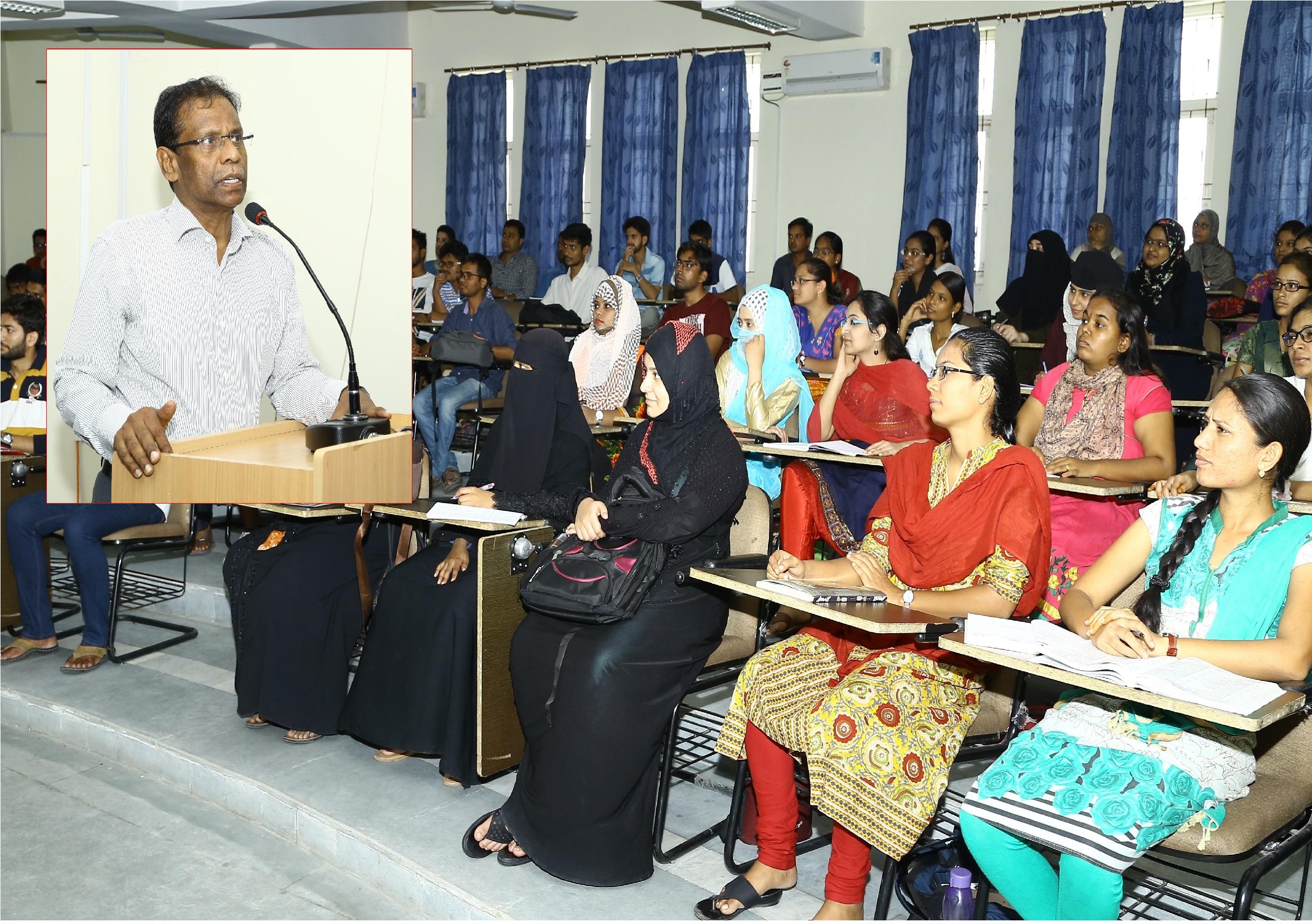 اُردو یونیورسٹی میں سیول سرویسز امتحانات کی کوچنگ کے پہلے بیچ کا آغاز