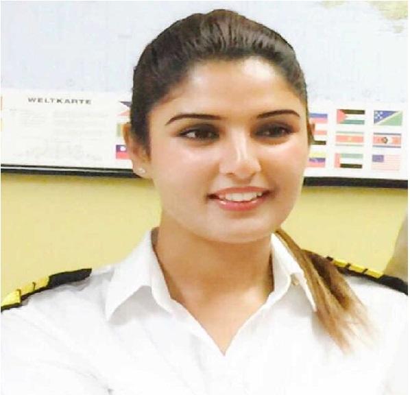ارم حبیب بنے گی کشمیر کی پہلی خاتون پائلٹ