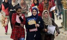 کشمیر میں نویں سے بارہویں جماعت تک اسکول کھل گئے