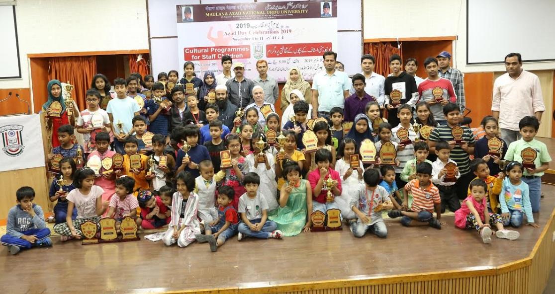 ثقافتی پروگرام بچوں کی نشو و نما میں کلیدی رول ادا کرتے ہیں: پروفیسر ایوب خان