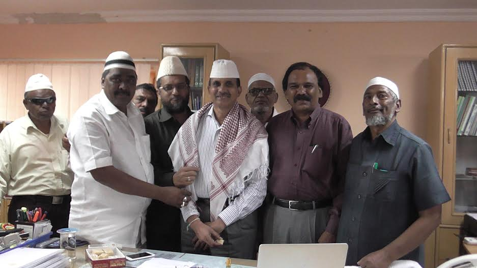 کرنول میں ارد و یونیورسٹی بنیاد  آندھر ا پردیش ریاستی کابینہ منظوری