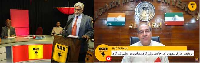 اردو یونیورسٹی کو میڈیکل کالج کے قیام کا پروفیسر طارق منصور کا مشورہ