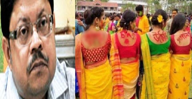 رابندر بھارتی یونیورسٹی کے وائس چانسلر نے استعفیٰ دیدیا