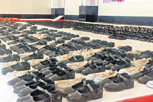 حیدرآباد کی اصفیہ قادری 20 سالوں سے ہرروز نئے جوتے پہن کر بنایا ریکارڈ