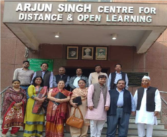 جامعہ ملیہ اسلامیہ کے سنٹر فار ڈسٹنس اینڈاوپن لرننگ میں بہت جلد شروع ہوگا ایم اے اردو
