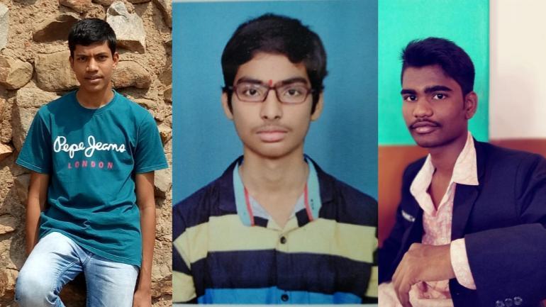 آندھرا پردیش کے چار طلبہ نے جے ای ای امتحان میں ٹاپ کیا