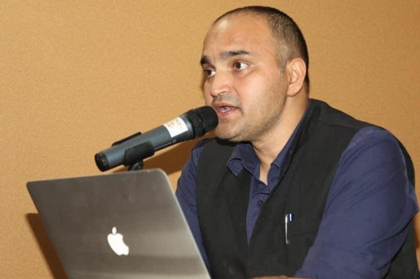 جناب رضوان احمد یونیسکو کے باوقار ادارے کے رکن نامزد