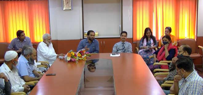 اردوزبان اپنی شیرینی کی وجہ سے پوری دنیا میں مقبول ہورہی ہے:پروفیسر شیخ عقیل احمد