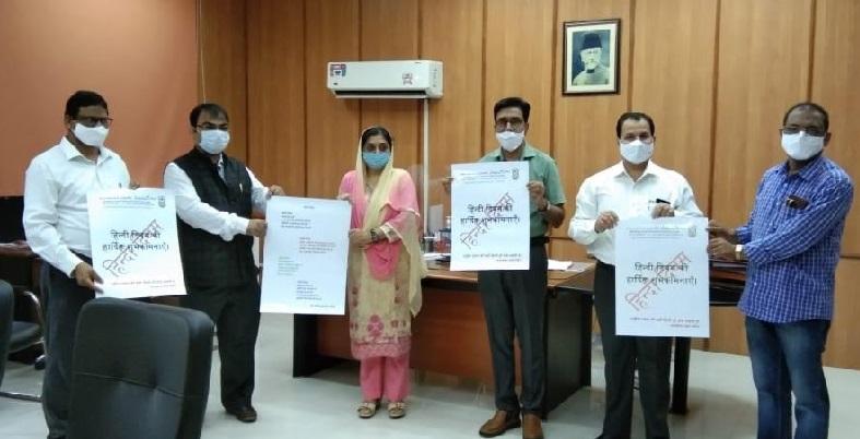 اردو یونیورسٹی میں ہندی ہفتہ کی سرگرمیوں کاآغاز