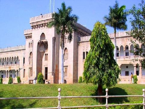 عثمانیہ یونیورسٹی میں غیرملکی پروفیسرز کا تقرر