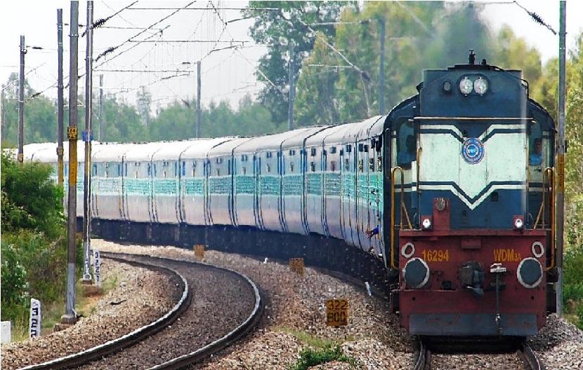 انڈین ریلوے میں کئی ہزار عہدوں پر تقرری