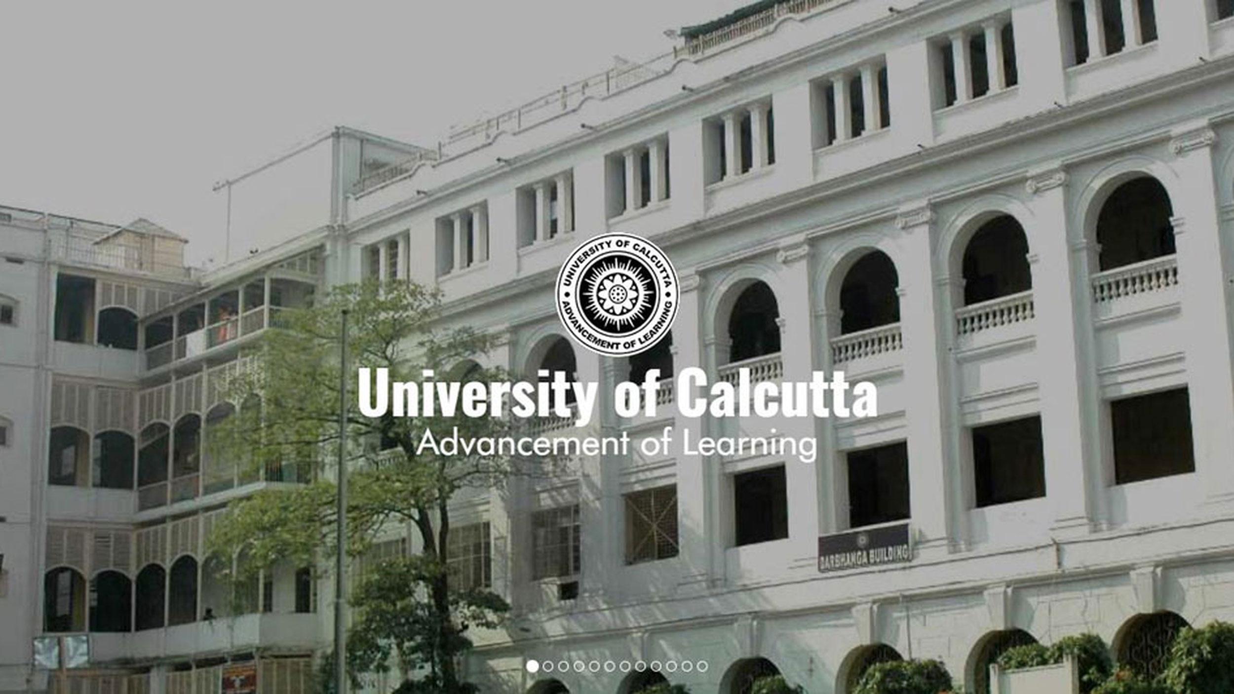 کلکتہ یونیورسٹی ملک کی بہترین یونیورسٹیوں کی فہرست میں چوتھی پوزیشن پر۔ٹاپ ٹین میں جادو پور یونیورسٹی بھی شامل
