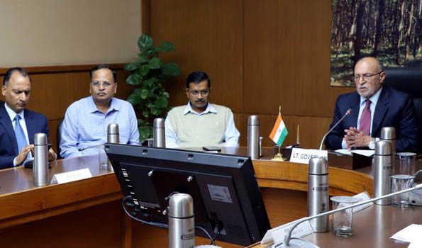دہلی میں کروناوائرس وبا قرار، سینما، اسکول اور کالج بند