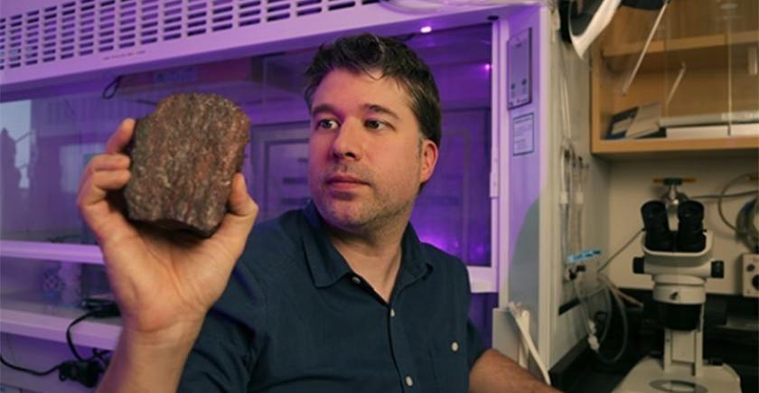 زمین پر اربوں سال پرانی زندگی کے آثار دریافت