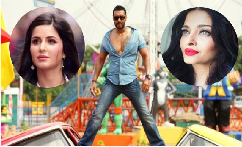 کٹرینہ سے لیکر ایشوریا تک اجے دیوگن کی فلم کرنے سے منع کردیا