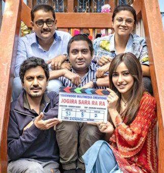 نوازالدین صدیقی اور نیہا شرما کی فلم