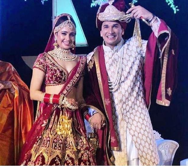 یویوکی چودھری اور پرنس نرولا کی ہوئی شادی