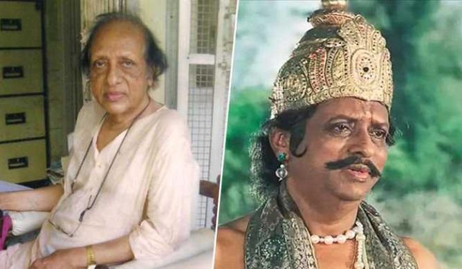 ہندی فلموں کے مشہور کریکٹر ایکٹر شندرشیکھر ودیا کا انتقال