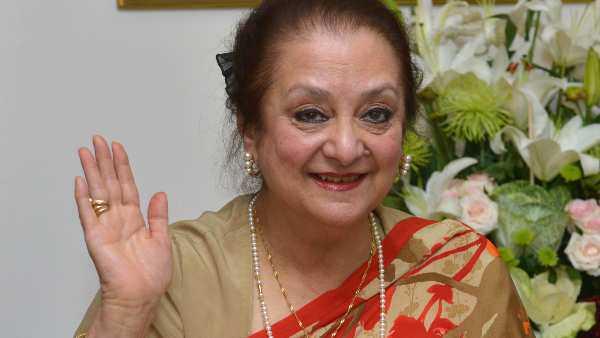 مشہور اداکارہ اور دلیپ کمارکی بیوہ سائرہ بانو علیل،آئی سی یو میں داخل