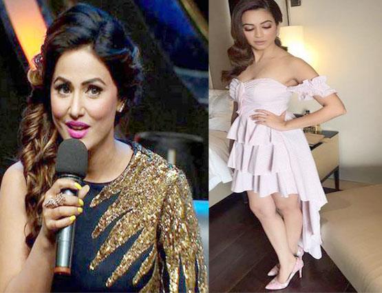 حنا خان کو تھپڑ مارنا چاہتی ہے یہ اداکارہ