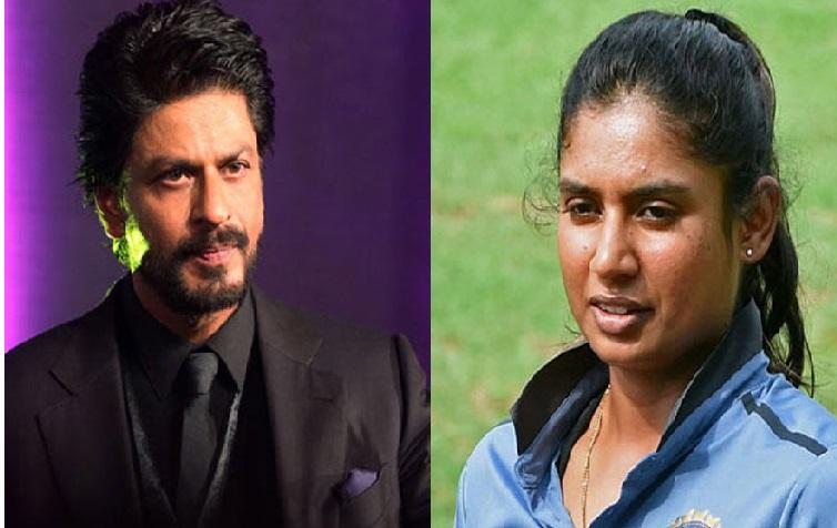شاہ رخ خان نے میتالی راج سے مانگی معافی