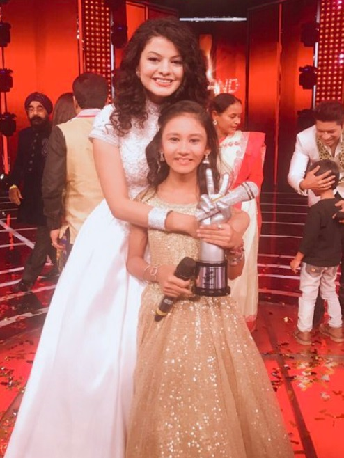 دی وائس انڈیا 2: مانشی سہاریہ نے اپنے نام کیا خطاب،جیتا 25 لاکھ روپے کا انعام